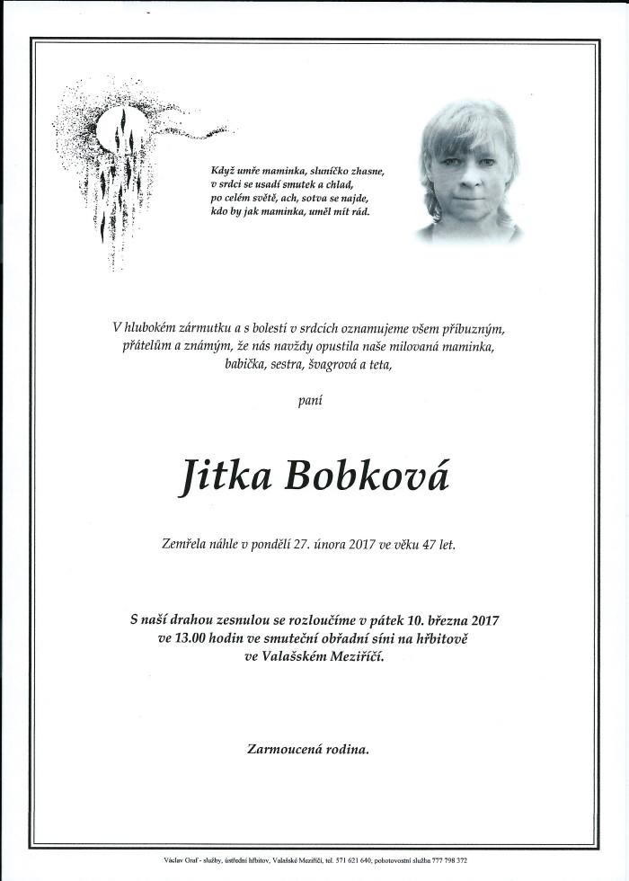 Jitka Bobková