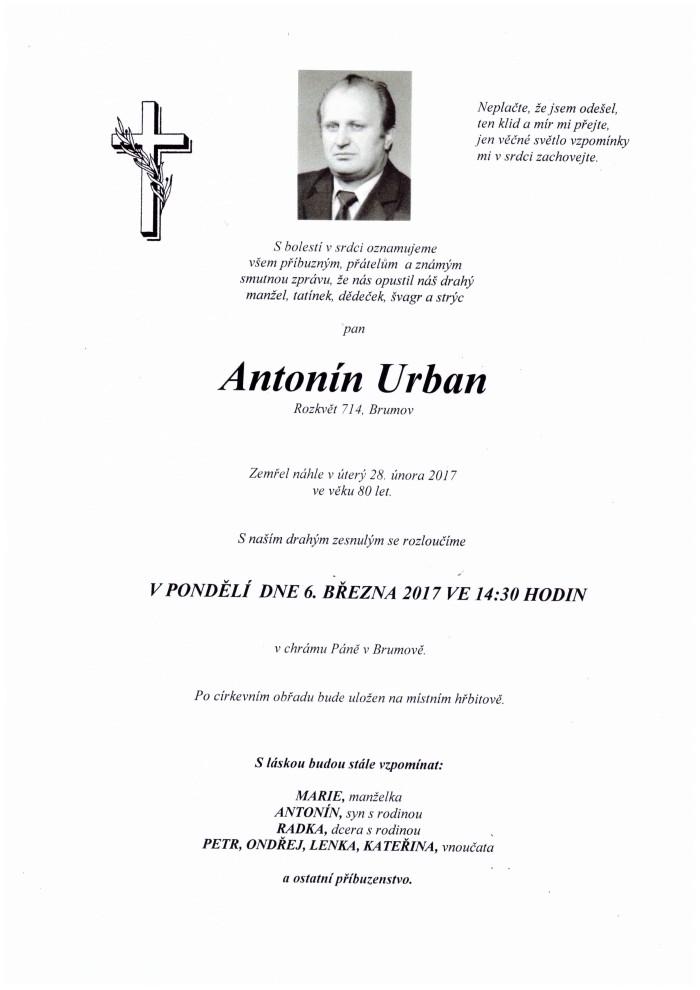 Antonín Urban