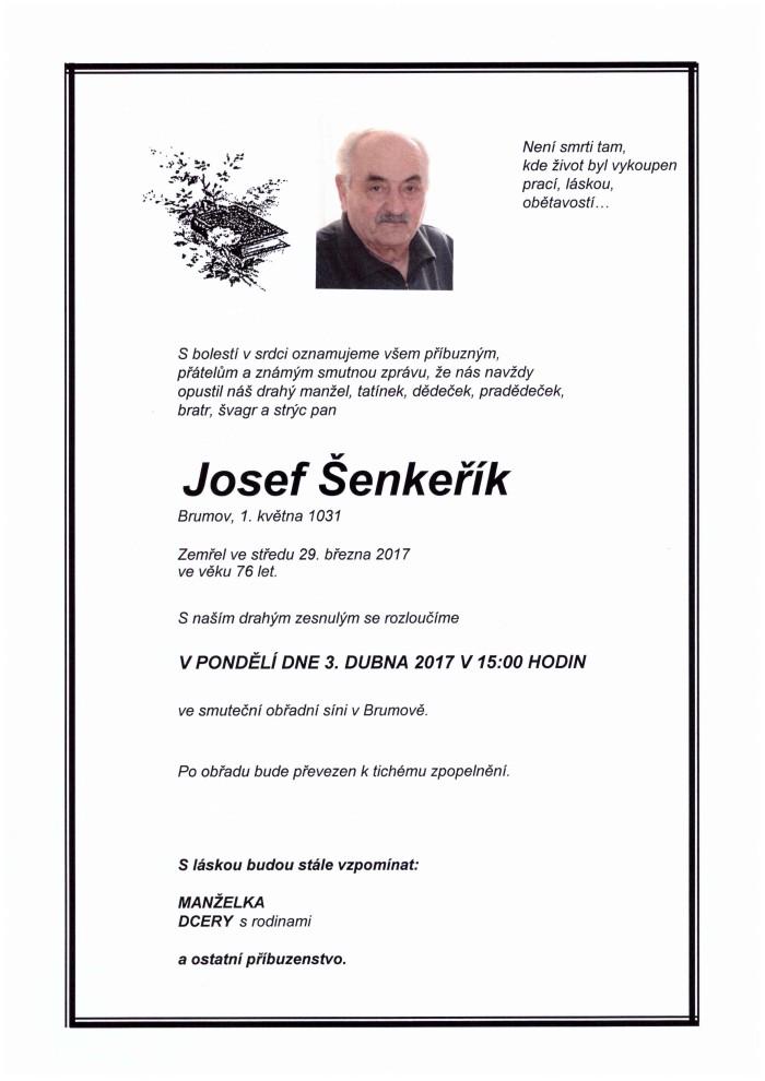 Josef Šenkeřík