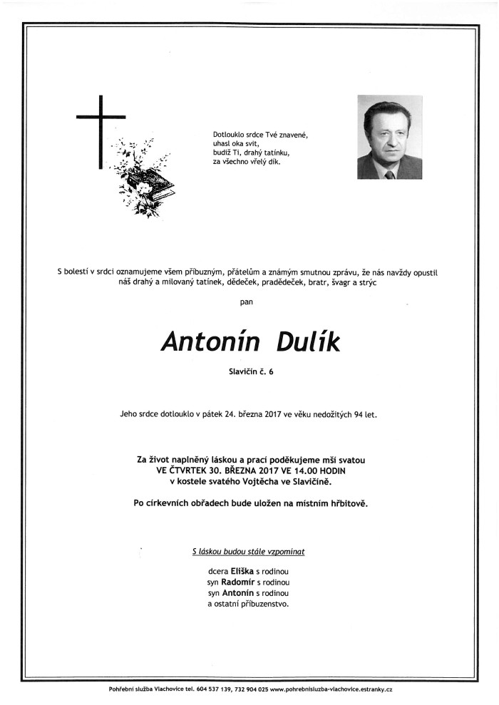 Antonín Dulík