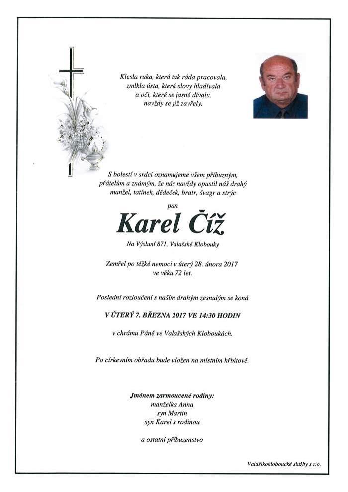 Karel Číž