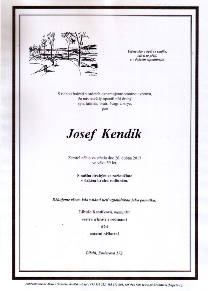 Josef Kendík