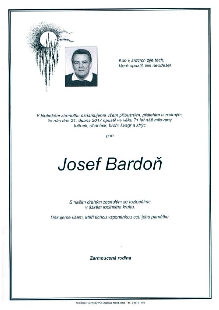 Josef Bardoň