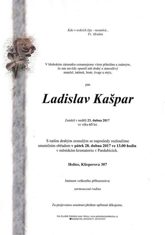Ladislav Kašpar