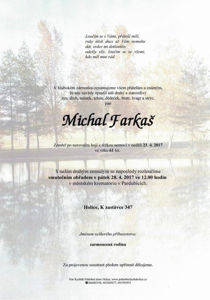 Michal Farkaš