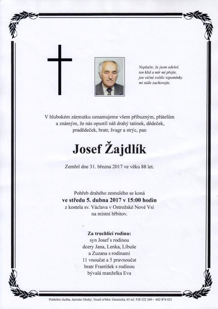 Josef Žajdlík