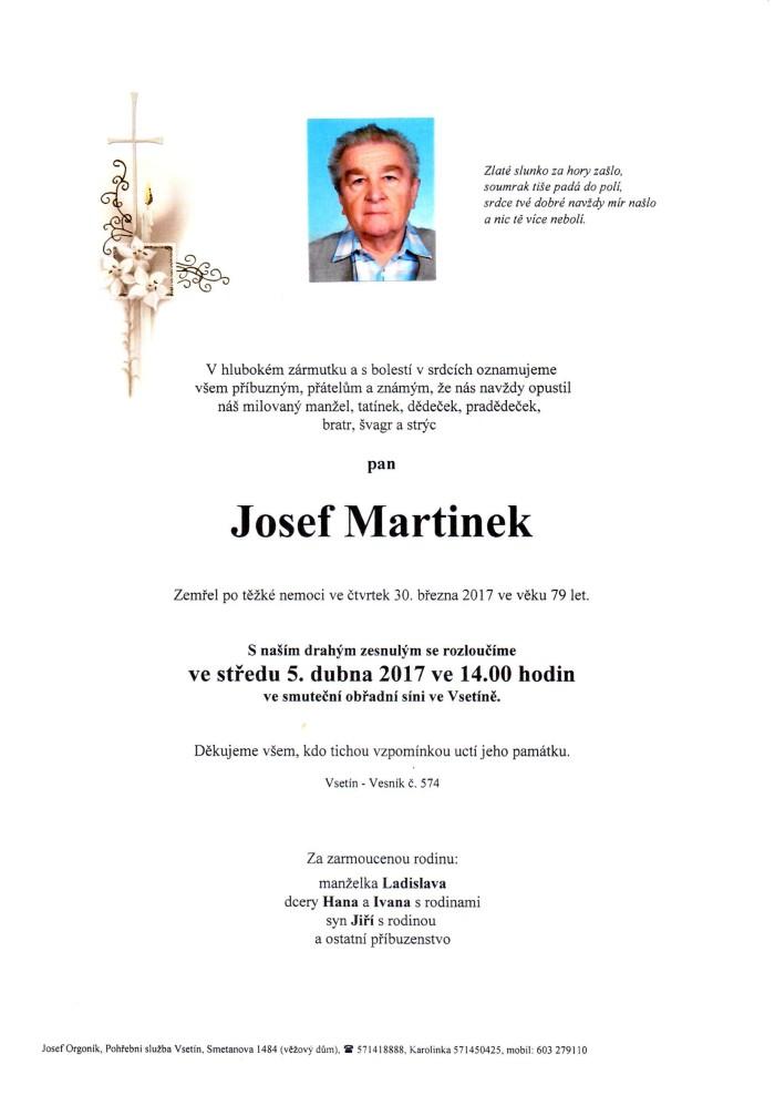 Josef Martinek