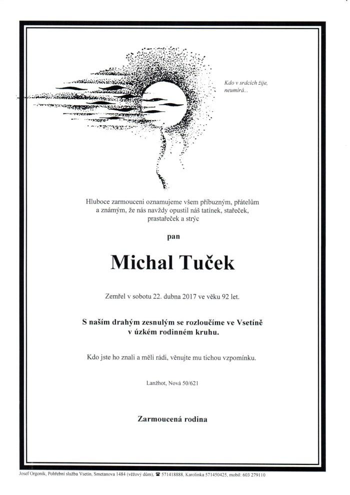 Michal Tuček