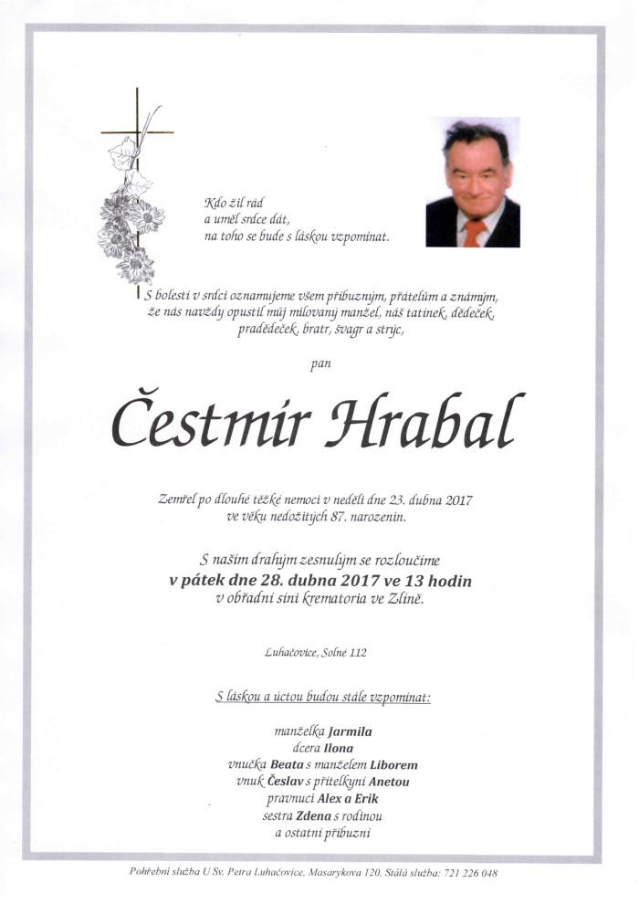 Čestmír Hrabal
