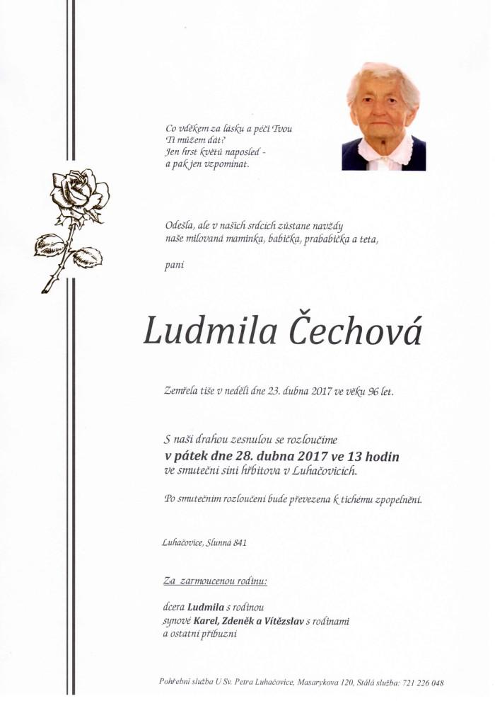 Ludmila Čechová