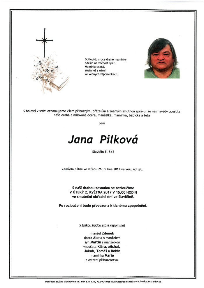 Jana Pilková