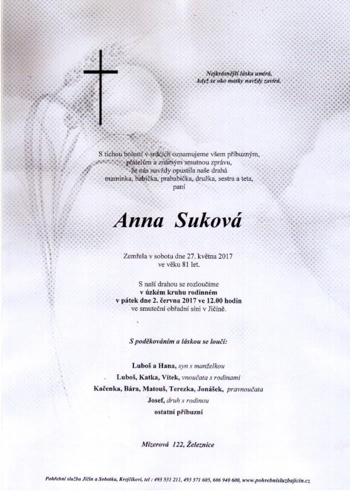 Anna Suková