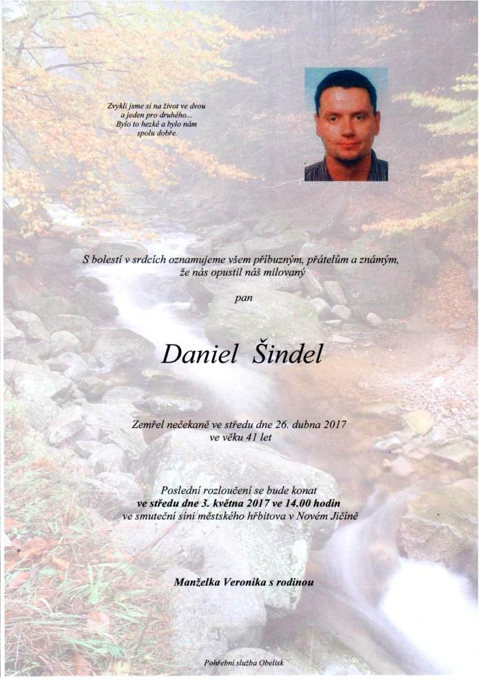 Daniel Šindel