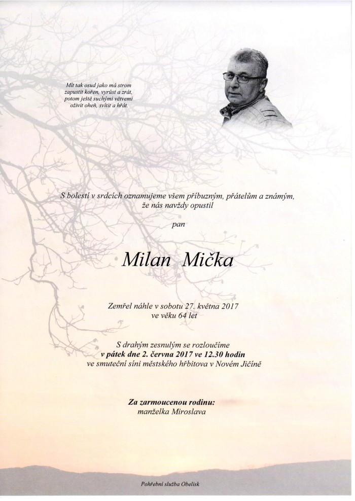Milan Mička