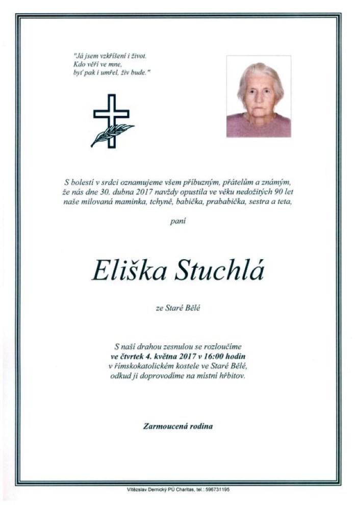 Eliška Stuchlá