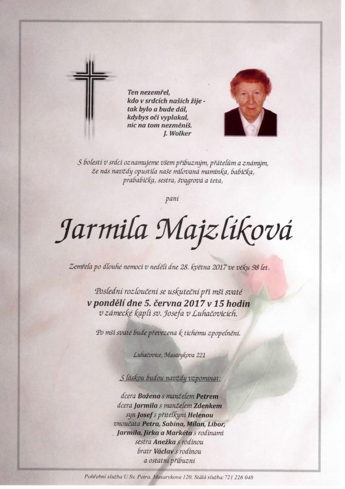 Jarmila Majzlíková
