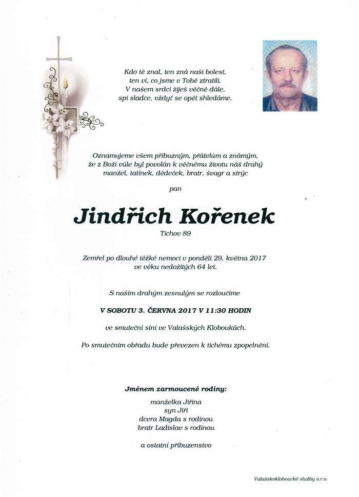 Jindřich Kořenek