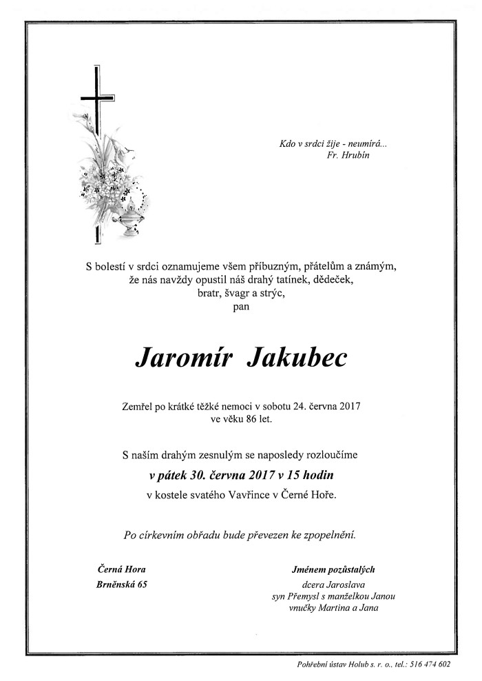 Jaromír Jakubec