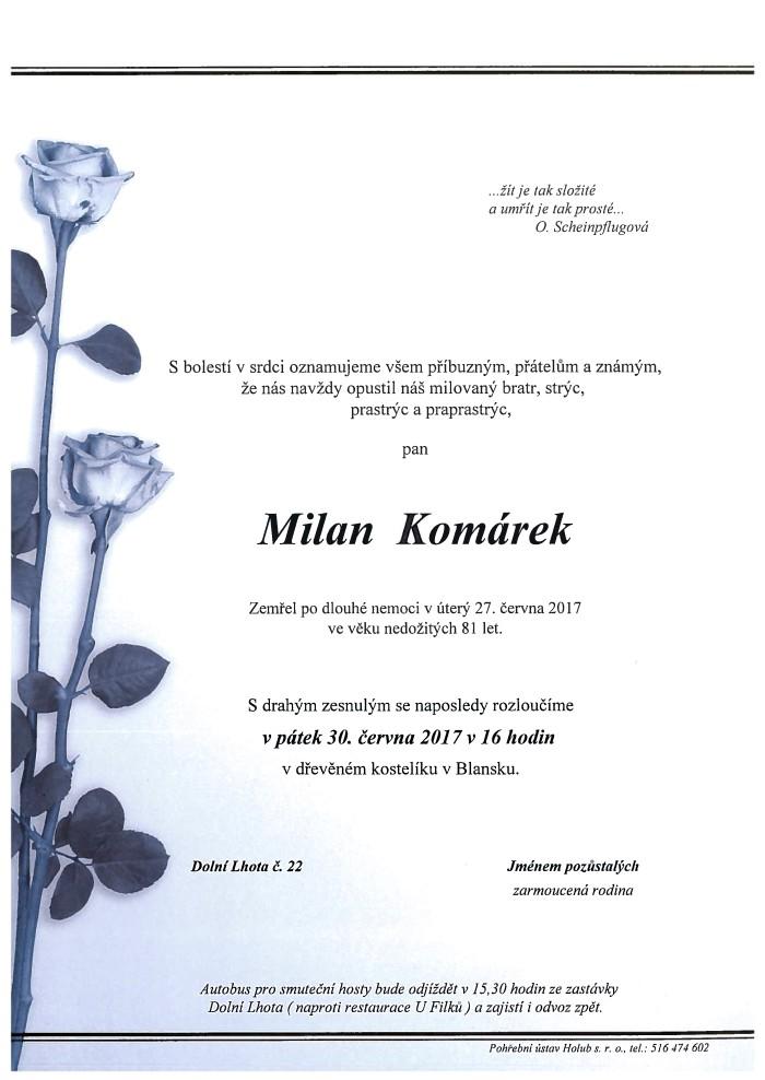 Milan Komárek