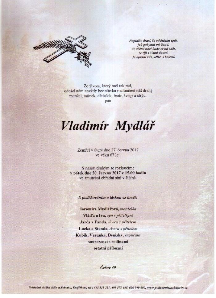 Vladimír Mydlář
