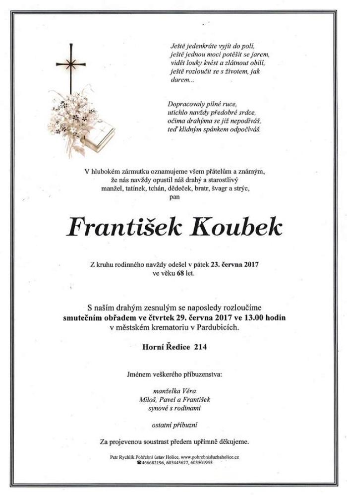 František Koubek