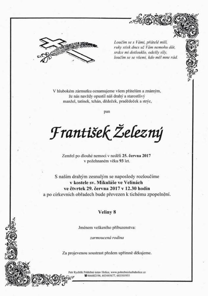 František Železný