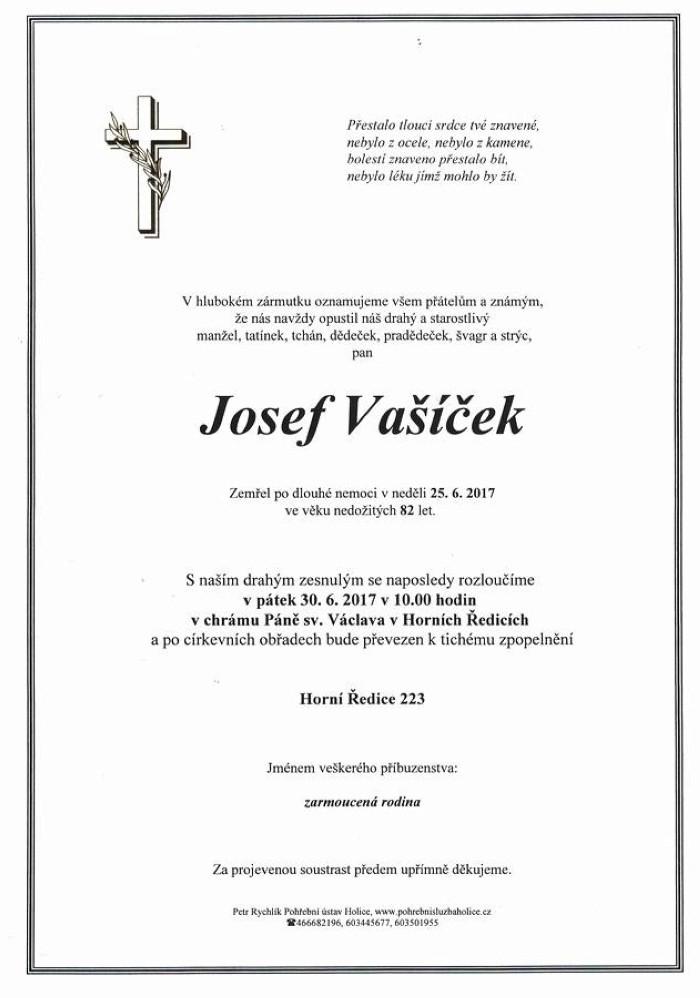 Josef Vašíček