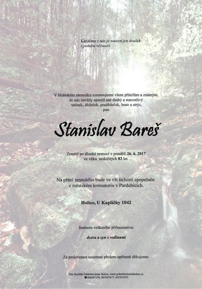 Stanislav Bareš