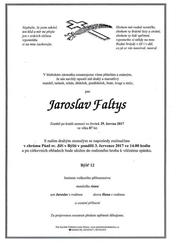 Jaroslav Faltys