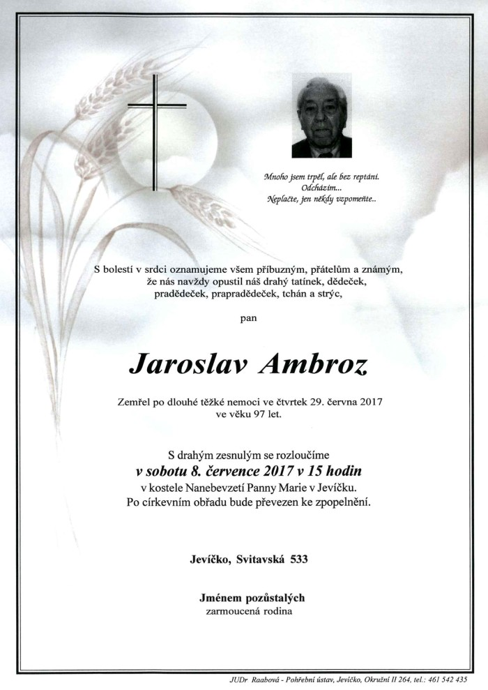 Jaroslav Ambroz