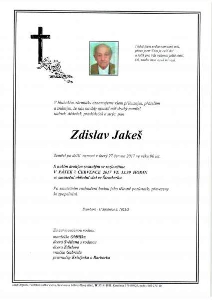 Zdislav Jakeš