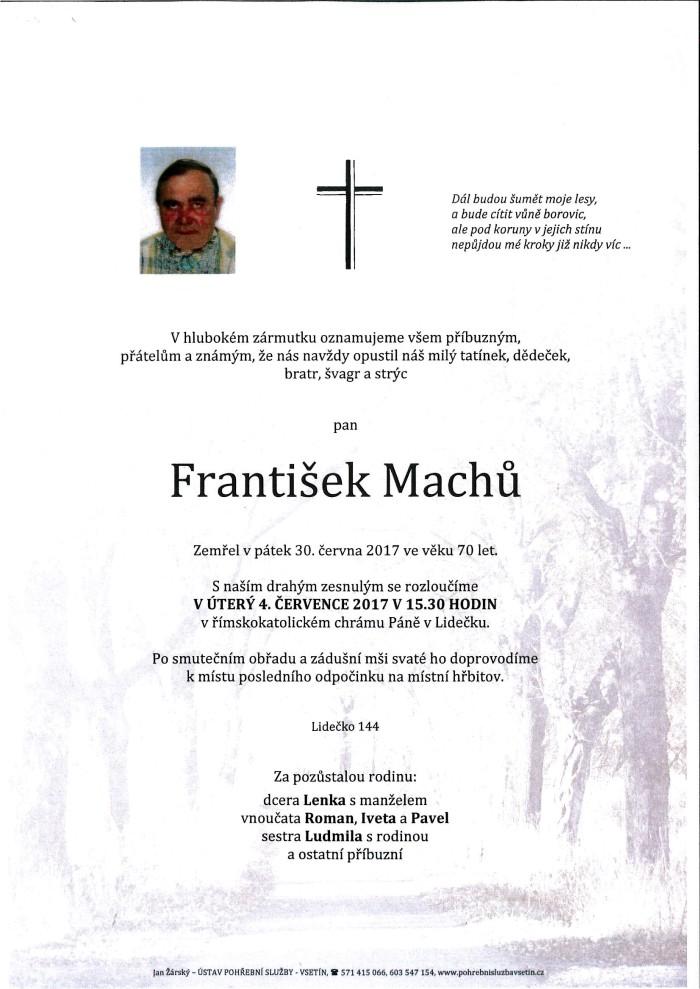 František Machů