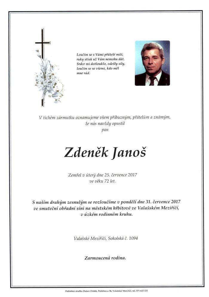 Zdeněk Janoš