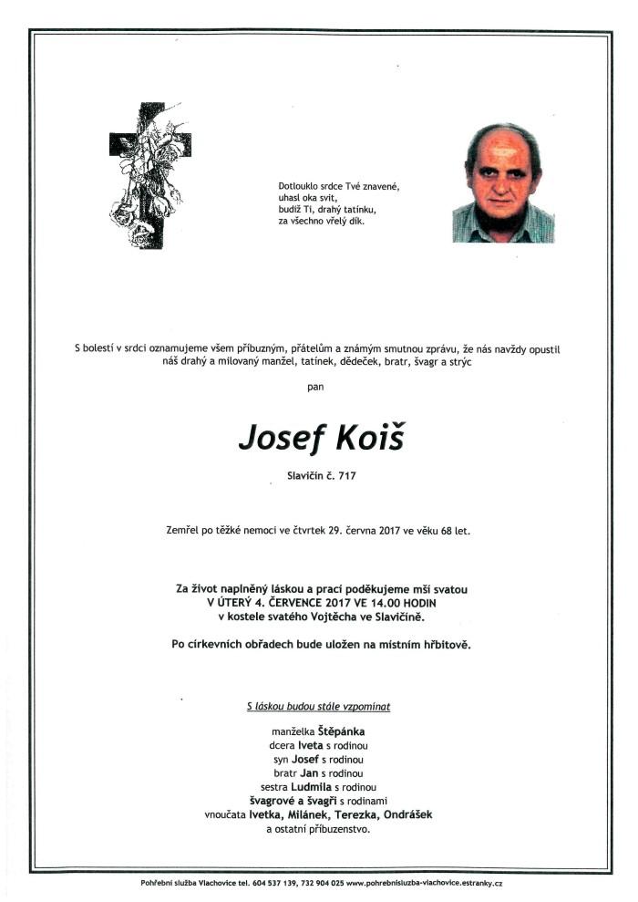 Josef Koiš