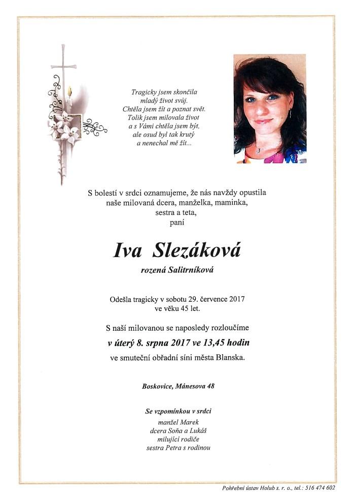 Iva Slezáková