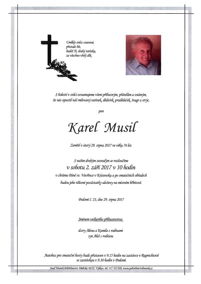 Karel Musil