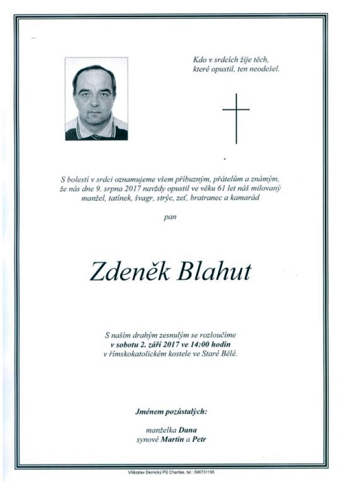 Zdeněk Blahut
