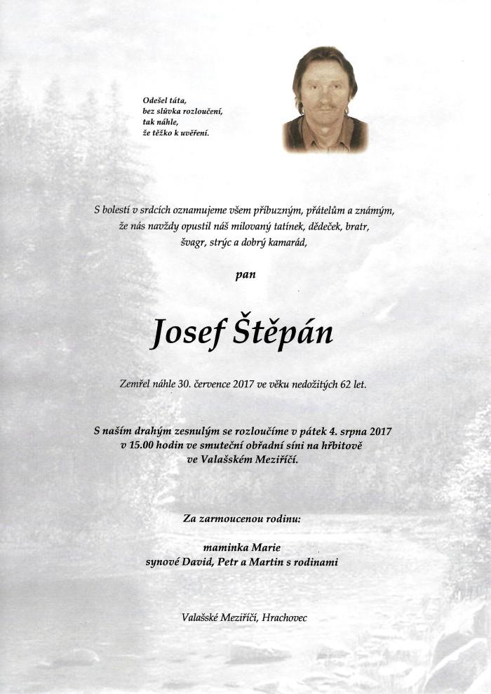 Josef Štěpán