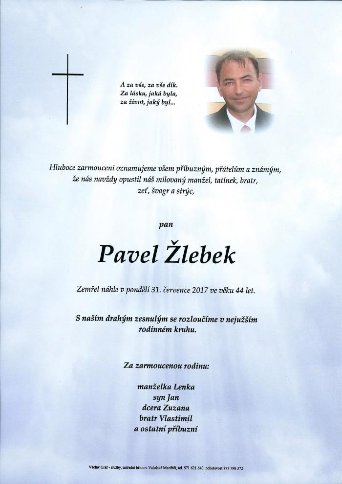 Pavel Žlebek