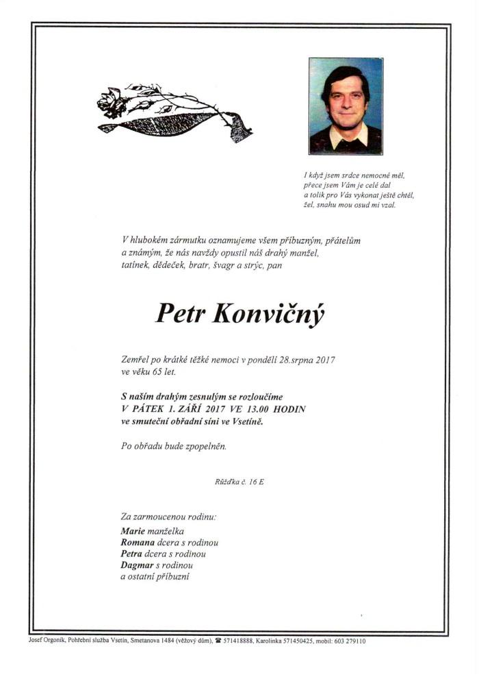 Petr Konvičný