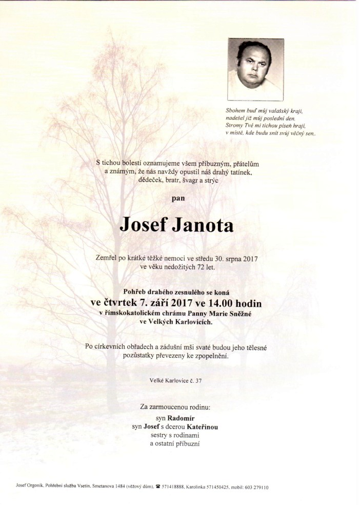 Josef Janota