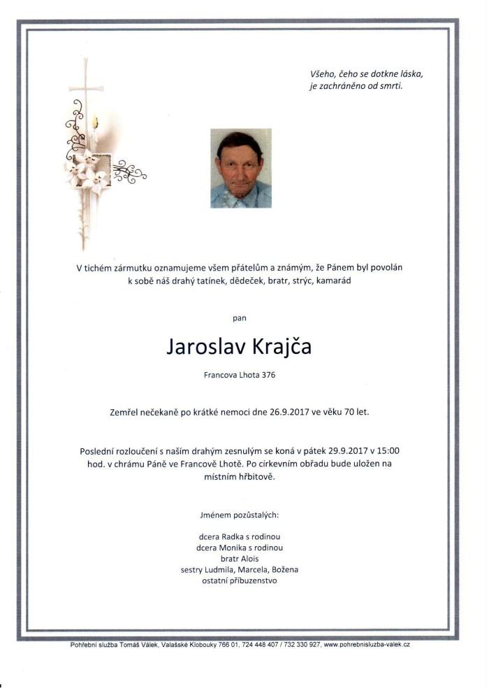 Jaroslav Krajča