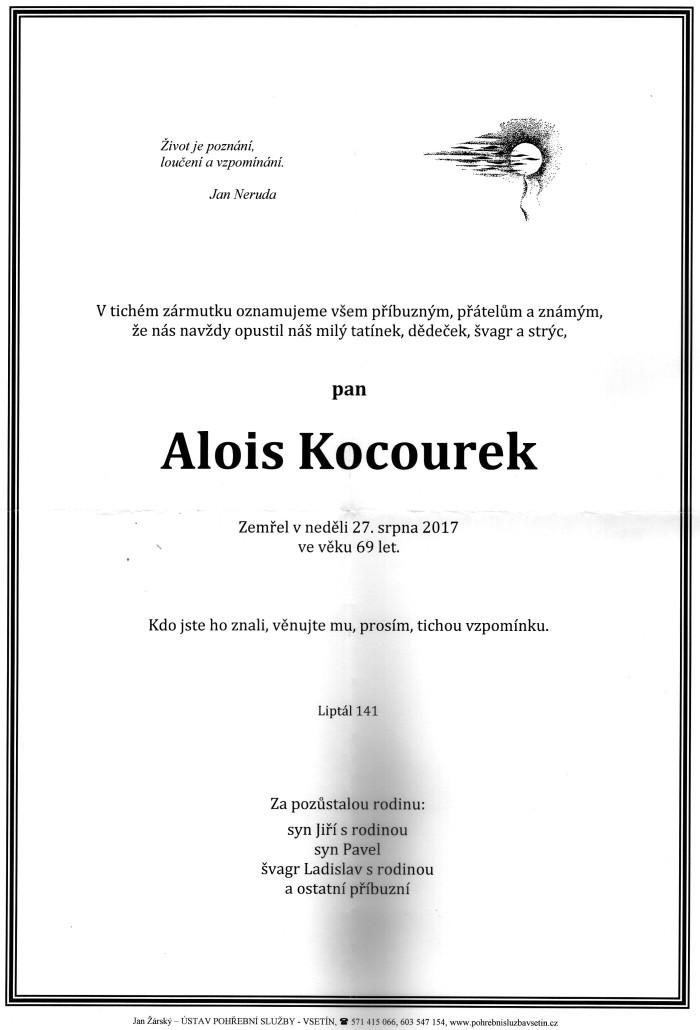 Alois Kocourek