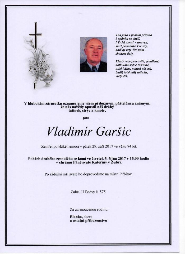 Vladimír Garšic