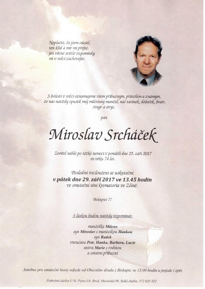 Miroslav Srcháček