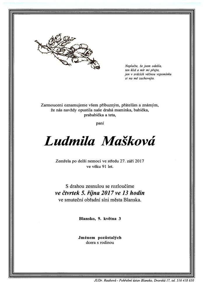 Ludmila Mašková