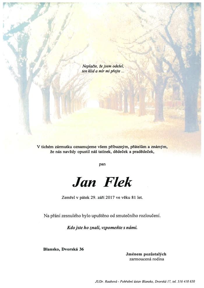 Jan Flek