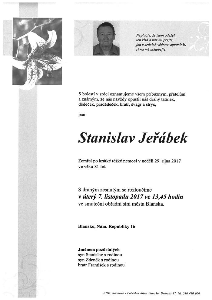 Stanislav Jeřábek