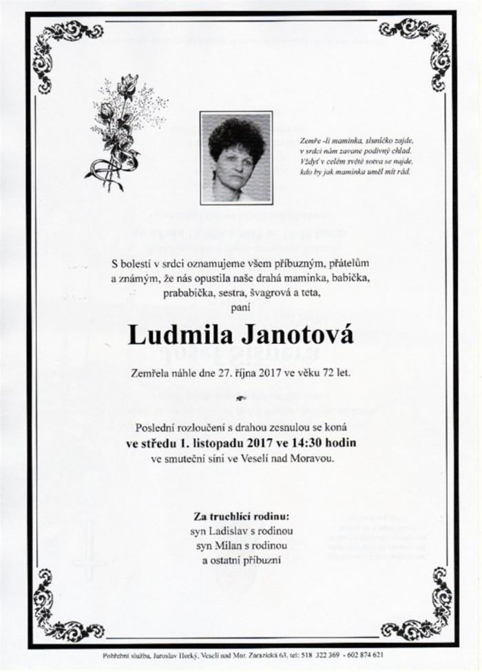 Ludmila Janotová