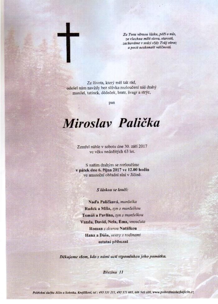 Miroslav Palička